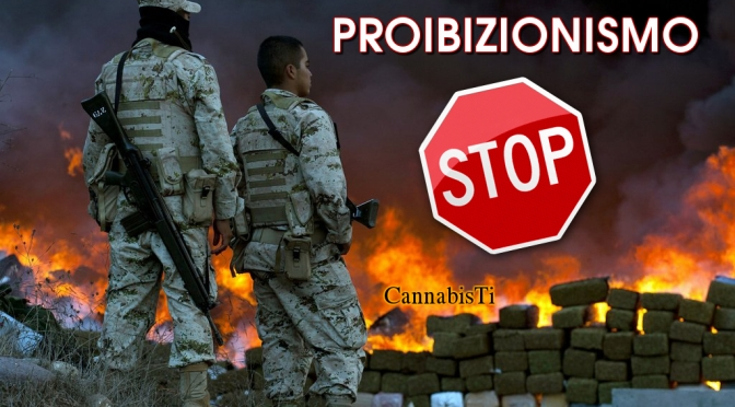 Immoralità del proibizionismo